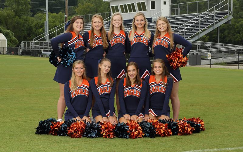 Cheerleading - Nashville Christian School